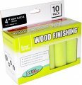 Product Image for lime series Wood Finishing Mini Roller Sleeves (Pack of 10)