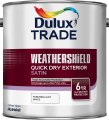 Product Image for Dulux Trade W/Shield QD Satin
